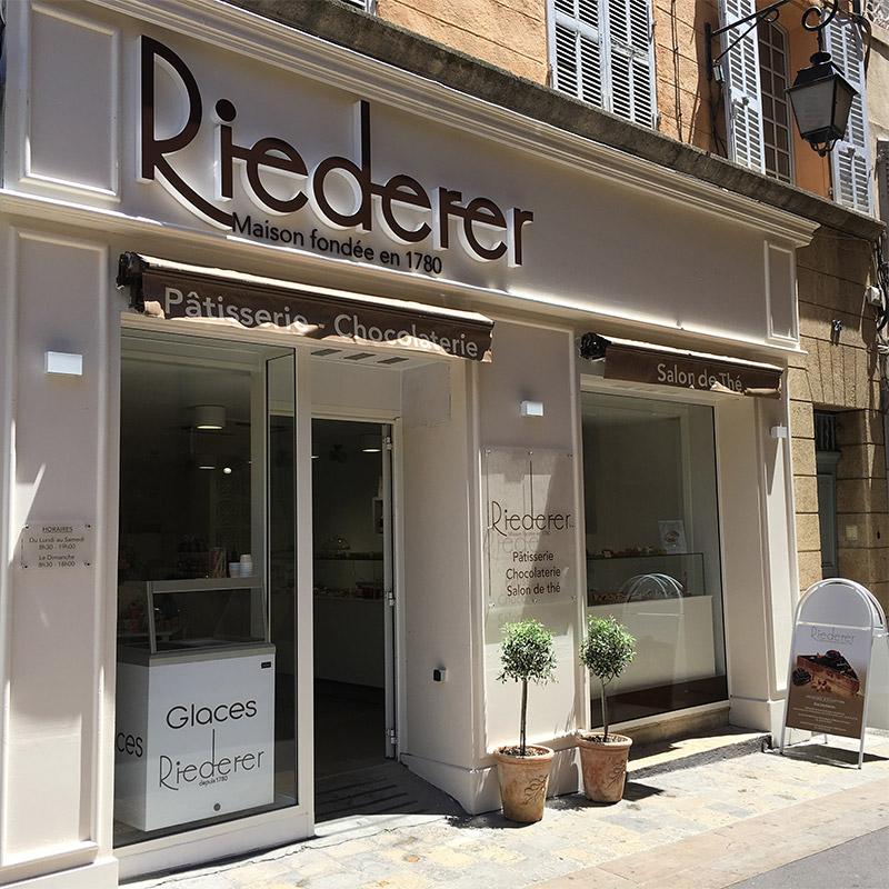 Boutique Riederer Aix-en-Provence